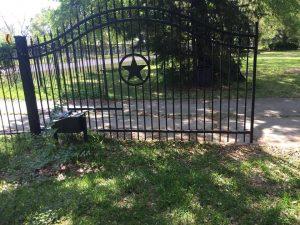 Swing Gate Repair Conroe